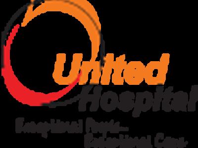 United Hospital.