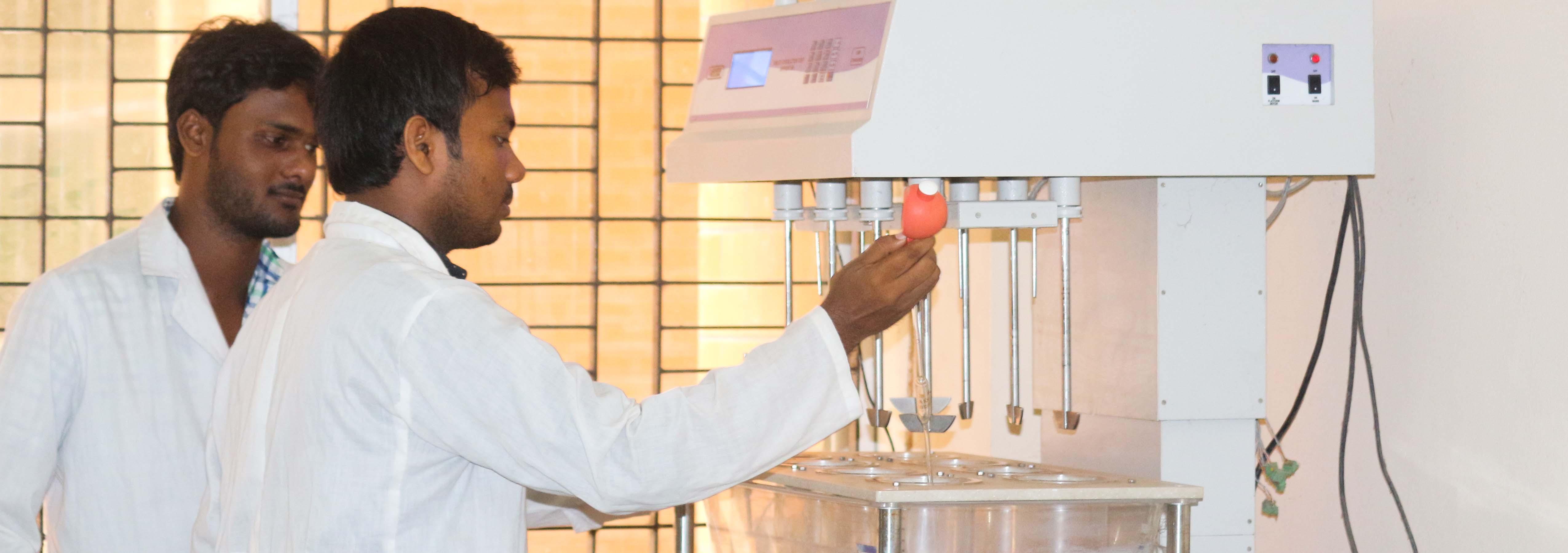 Pharmaceutical Technology Lab