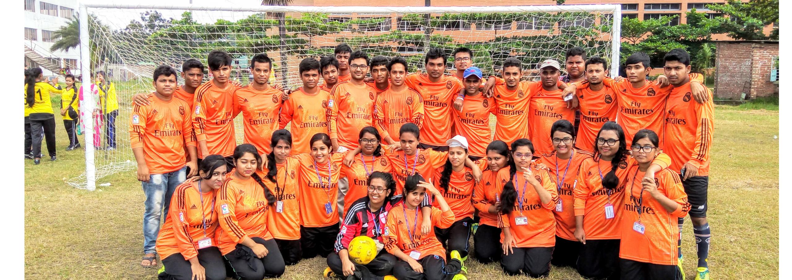 Interdepartmental Football Tournament